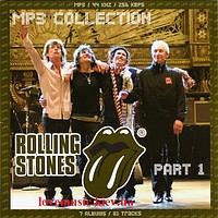 Музичний сд диск ROLLING STONES MP3 Collection Part 1 (2008) mp3 сд