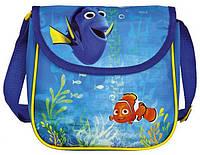 Сумка для детей Дисней В поисках Дори  21х22х10см Disney Finding Dory Shoulderbag