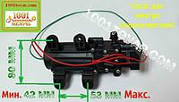 Насос мембранный в сборе 12 V, модель KF-2003, для замены электроаккумуляторных опрыскивателях, фото 1