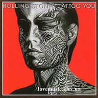 Музичний сд диск ROLLING STONES Tatto you (1981) (audio cd)