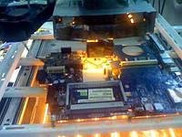 Замена микросхемы чипсета северного южного моста мультиконтроллера видеочипа видеокарты графического чипа