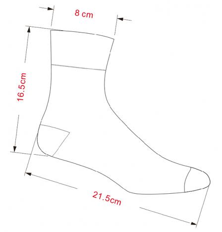 Шкарпетки ONRIDE Chase, фото 2