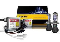 Комплект ксенона Sho-Me H4 H/L 4300K Slim 35W (биксенон)