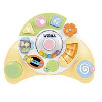 Музыкальный развивающий центр Weina карусель (2100)