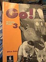 Go! 3 Activity Book Students Book Grammar Book