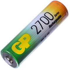 Аккумулятор никель-металлогидридный Ni-MH AA (R6) GP, 1.2V (2700mAh)