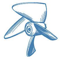 Бытовой вентилятор BLAUBERG Brise 100  (Германия), фото 3