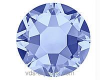 Стразы Сваровски клеевые холодной фиксации 2088 Light Sapphire F (211) 12ss (упаковка 1440 шт)