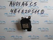 Привод заслонки печки VAG 4B1820511D