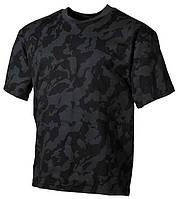 Армейская футболка USA, кам. ночной, 100 % cotton