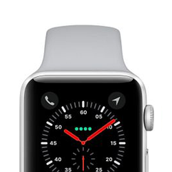 БУ Apple Watch Series 3 38 mm Silver