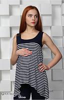 Майка-разлетайка для беременных Stephenie , фото 1