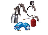 Набор пневмоинструмента 5 шт KIT НБ Master Tool 81-8637