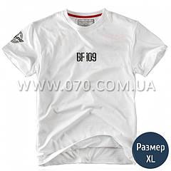 Футболка Doberman's BF109 TS34WT (р.XL), белая