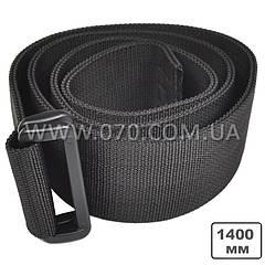 Ремень брючный Hasta B50 L (1400мм), черный