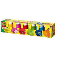 Ses. Гуашь - АРОМА (6 цветов с ароматом, в пластиковых баночках) (00334S)