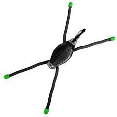Фонарь-жук светодиодный Nite Ize BikeBug WT/NI517, черный