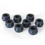 Втулки задних амортизаторов ваз 2101 2102 2103 2104 2105 2106 2107 БРТ комплект 8шт, фото 8