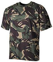 Армейская футболка British кам. DPM, 100 % cotton
