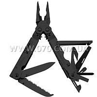 Многофункциональный инструмент, мультитул SOG PowerAssist BlackOx Nylon (16 функций), ножны нейлон