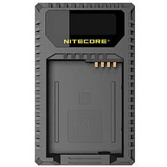 Зарядное устройство Nitecore ULQ для Leica (BP-DC12)