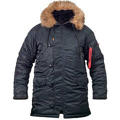 Куртка Chameleon Аляска Slim (р.48-50), черная