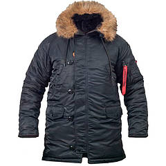Куртка Chameleon Аляска Slim (р.52-54), черная