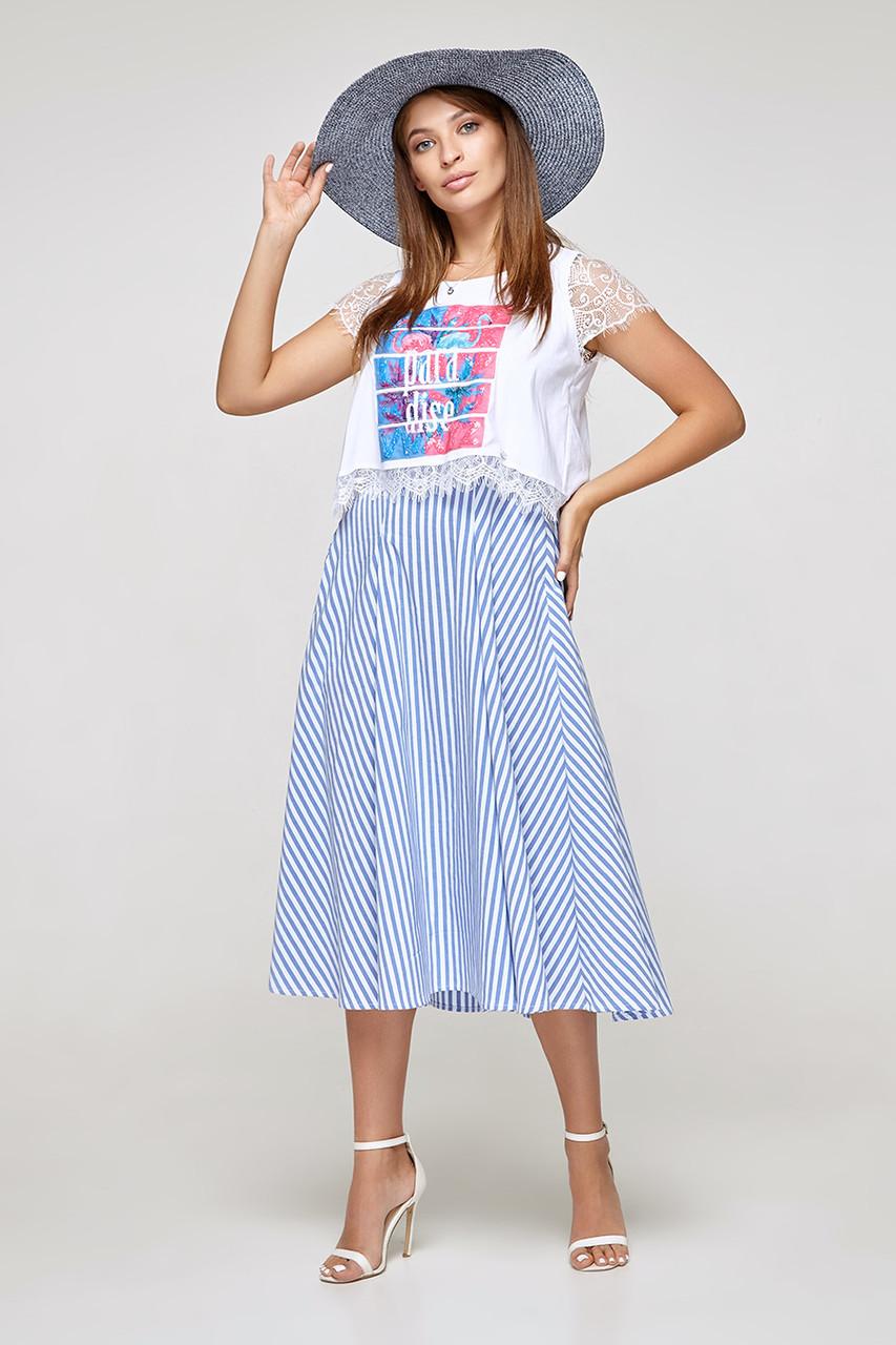 2169 платье Лотти, синий (S)