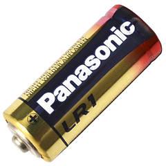 Батарейка щелочная Panasonic Micro Alkaline (LR-1L/1BE, LR1) 1.5V
