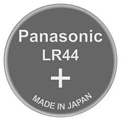 Батарейка щелочная Panasonic Micro Alkaline (LR-44EL/1B) 1.5V