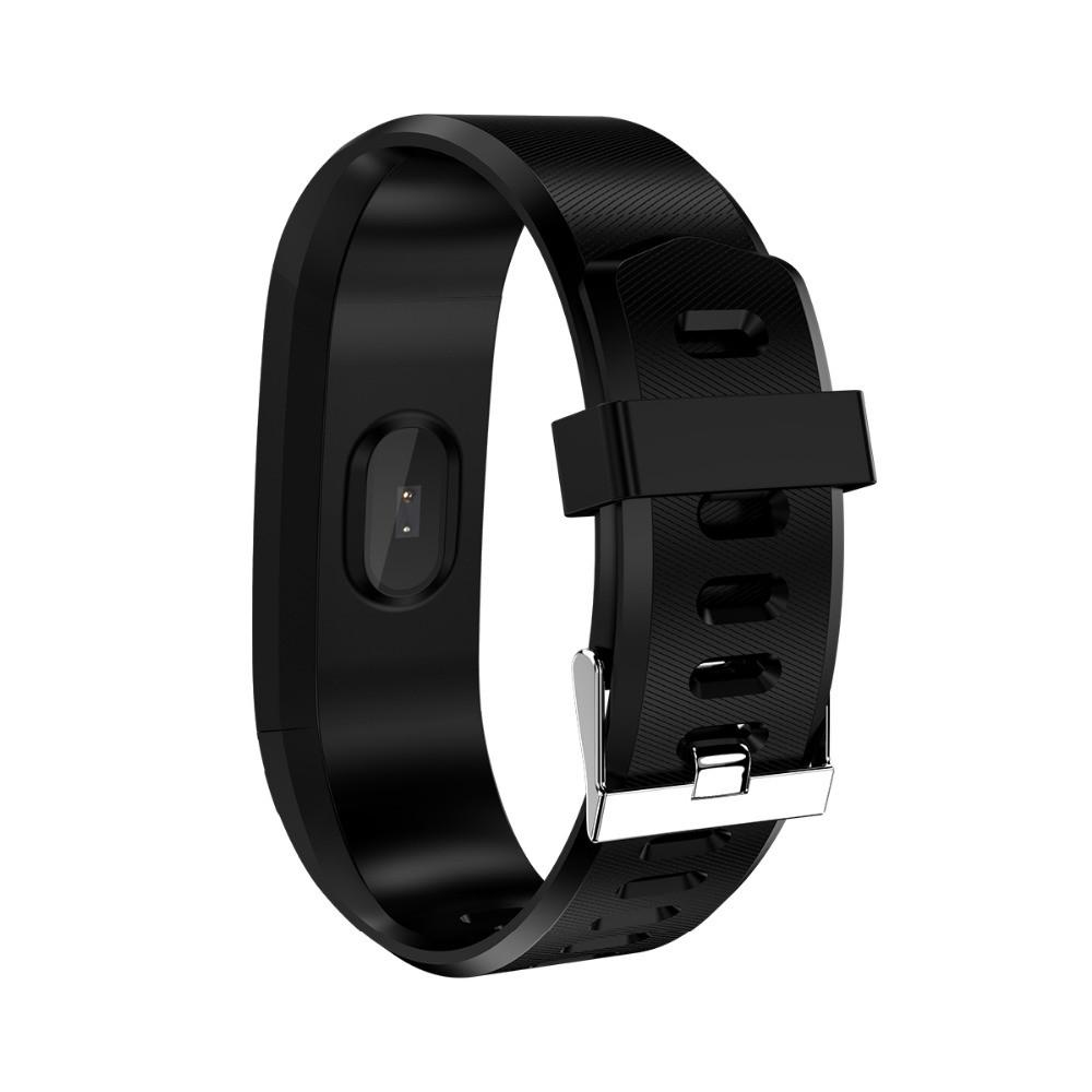 Фитнес браслет Yoho Band 2 ( ID115 Plus ) | IP67 | Тонометр | Черный |  Гарантия