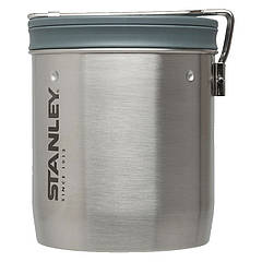 Набор Stanley Mountain Compact (котелок (0.7л) + чаша с крышкой + ложка-вилка)