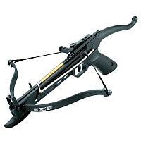 Арбалет пистолетного типа Man Kung 80A4PL (длина: 500мм, сила натяжения: 19кг), комплект, пластик