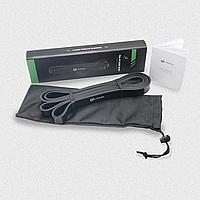 Резиновая петля для подтягиваний и фитнеса U-Powex Черная UP002