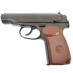 Пистолет пневматический Borner PM-X Макаров ПМ (4.5mm)