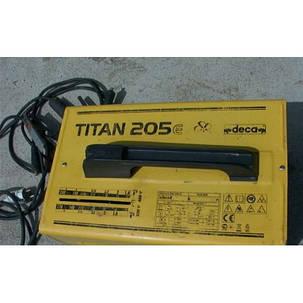 Зварювальний трансформатор Deca MMA TITAN 205E, фото 2