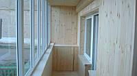 Обустройство балконов под ключ
