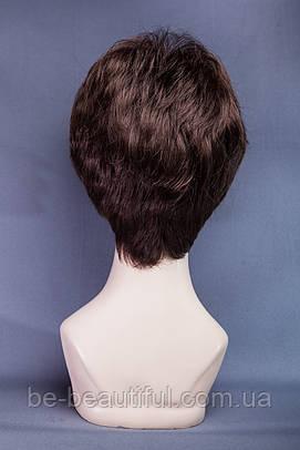 Короткие парики №2,цвет молочный шоколад