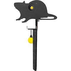 Мишень пневматическая СЕМ Крыса, стальная