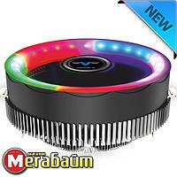 Кулер процессорный Frime Iris Algidity (FCF-IR-ALG-RGB); Intel:775/1366/1151/1150/1155/1156 AMD:AM2/AM2+/AM3/A