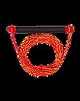 Буксирувальний фал і рукоятка для водних лиж JOBE Kick Off Rope, фото 1