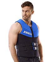 Жилет страховочный мужской JOBE Neoprene Vest 2XL+ голубой