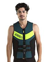 Жилет страховочный мужской JOBE Segmented Vest 2XL+ с изумрудным