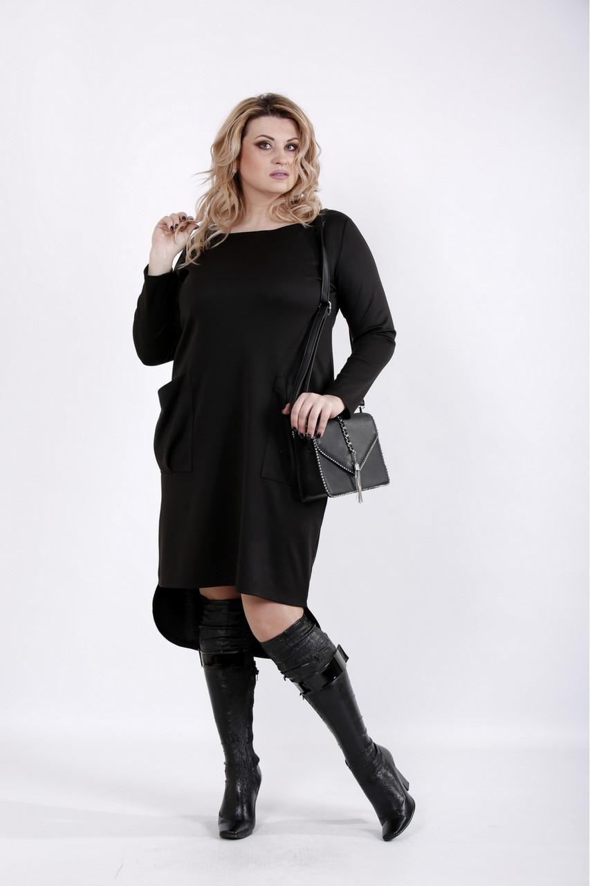 01042-3 | Чорно повсякденне плаття