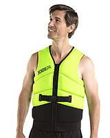 Жилет страховочный мужской JOBE Unify Vest L лайм