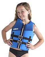 Жилет страховочный детский JOBE Neoprene Vest Youth 6 синий