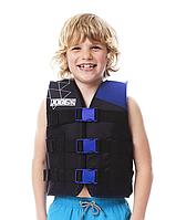 Жилет страховочный детский JOBE  Nylon Vest Youth синий