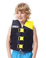 Жилет страховочный детский JOBE Nylon Vest Youth желтый