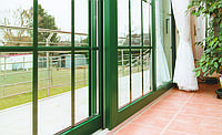 Подъемно-раздвижные системы: окна и двери Rehau