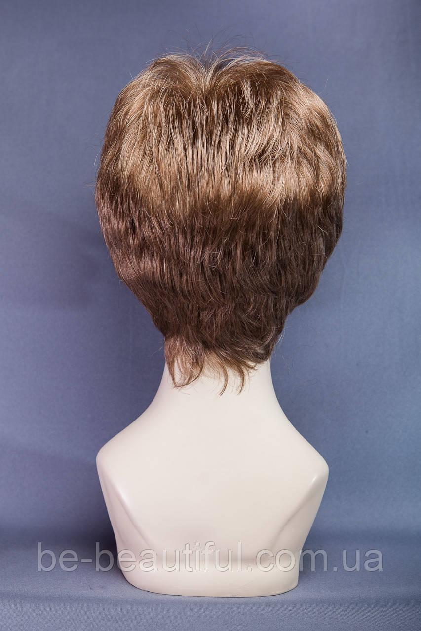 Короткие парики №2,цвет светло-русый холодный